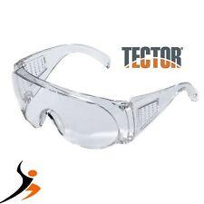 Tector Laborbrille Visitor Schutzbrille Überbrille