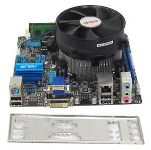 Asus P8H61-I/RM/SI LGA1155 Motherboard, i5 2500 QUAD @ 3.30GHz, 8GB DDR3 Bundle