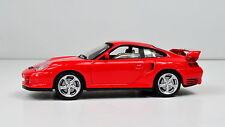 PORSCHE 911 GT2 color rojo escala 1:43 die-cast