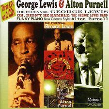 George Lewis, George - Perennial George Lewis [New CD] UK -