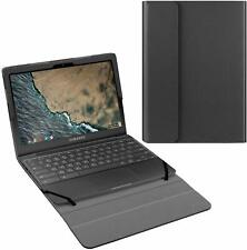 "For 11.6"" Samsung Chromebook 3 XE500C13 Sleeve Case Portfolio Book Cover"