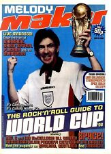 "F1` MELODY MAKER COVER PAGE POSTER SIZE 15X11"" WORLD CUP 1998"