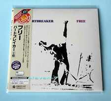 FREE Heartbreaker JAPAN mini lp cd brand new & still sealed
