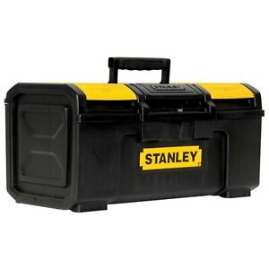 Stanley STST19410 19-Inch One Hand Operation Automatic Shutting Toolbox
