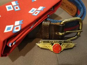 Vintage Obsolete Southwest Airlines Flight Stewardess Uniform with Wing Badge