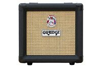 Orange Amplifiers PPC108 Micro Dark 20W 1x8 Guitar Speaker Cabinet Black