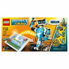 NEW! LEGO BOOST Creative Toolbox Robot Building Coding Set 17101 Build Code Play