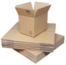 Double Wall Corrugated Cardboard Boxes 305 x 228 x 228mm 20/pack