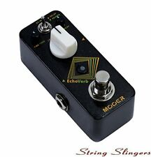 Mooer 'EchoVerb' Digital Delay & Reverb Effects Pedal, MRV4