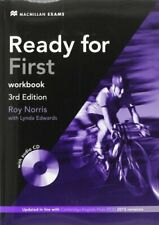 Ready for FCE Workbook (- Key) + Audio CD Pack, Norris 9780230440067 New..