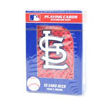 St Louis Cardinals Playing Cards