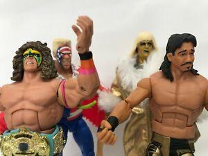 WWE ELITE MATTEL ACTION FIGURES