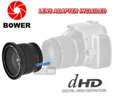 Bower 0.42X FishEye Lens BLACK (VLB4246B) 43MM