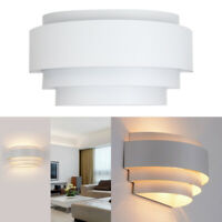 5W Modern E27 Wall Lights Up Down Light Indoor Corridor Living Room Bedroom LED