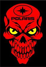 Polaris decal sticker RDYW RZR RMK Switchback Sportsman Ace Rush Snowmobile ATV