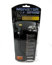 Monster Cable 1080p HDMI Playstation 3 HDTV for PS3 2M 6.5 FT Length