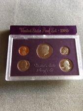 1985S US Mint Proof Coin Set