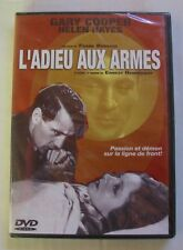 DVD L'ADIEU AUX ARMES - Gary COOPER / Helen HAYES - NEUF