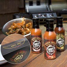 Personalised Hot Headz Kickin' Chicken Gift Set