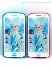 Toy Mobile phone Disney Frozen  Smartphone Learning device