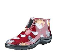 Sloggers Chicken Barn Red Waterproof Ankle Boot