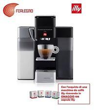 MACCHINA PER CAFFÈ Y5 MILK NERA CAPPUCCINO LATTE + 108 CAPSULE IN OMAGGIO ILLY