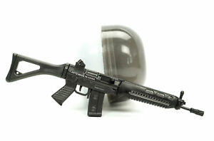 1/6 Scale Miniature SMG Sniper Rifle Action Figure Doll Weapon Gun 1 Random Toy