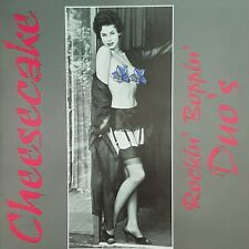 ROCKIN' BOPPIN' DUOS Cheesecake Series CD - 1950s WILD Doo Wop Rock & Roll - NEW