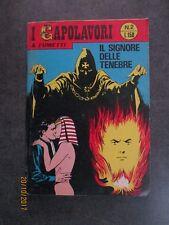 I CAPOLAVORI A FUMETTI n° 2 - Ed. C.E.A. - 1973 - Il signore della tenebre