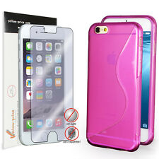 New Apple iPhone 6 4.7'' Ultra Thin S Type Soft TPU Case & Matte JAPANESE Film