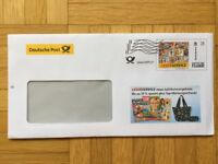 Plusbrief Marke Individuell Deutsche Post Leserservice 28 Dialogpost Ganzsache