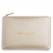 Katie Loxton - Perfect Pouch - 'MOTHER OF THE BRIDE' with gift bag & tag