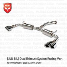 Exhaust System Racing Ver. for HYUNDAI 17 18 19 20 ELANTRA Sport [JUN B.L]