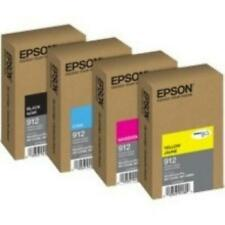 Epson DURABrite Pro 912 Ink Cartridge - Yellow