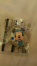 Tokyo Disneyland Resort Sea Mickey Mouse Game Prize 2015 Japan Easter Egg Pin
