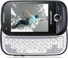 Samsung Corby Pro B5310 white QWERTY unlocked 3G mobile phone