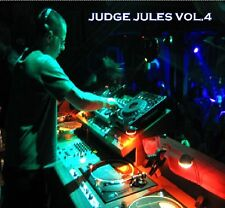 JUDGE JULES - VOL.4 (TRANCE/HOUSE) DJ MIX CD - LISTEN