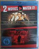 Stoneheart Asylum + The Raven Bluray Kate Beckinsale Neuwertig Alice Eve