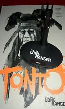 1/6 Hot Toys The Lone Ranger Tonto MMS217 Figure Stand  *US Seller*