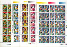 "8 FULL SHEETS=25 COMPLET SET/ ROMANIA 1992 SUMMER OLYMPICS ""BARCELONA"" MNH"