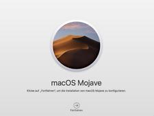 Betrieb System Install USB Stick Mac Modelle von 2010 bis 2020