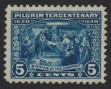 # 550 (1920) Pilgrims Issue - NH