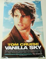 Vanilla Sky 27X40 Ds Movie Poster One Sheet New Authentic