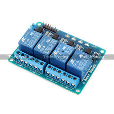 5V 4Channel Relay Module Optocoupler for Arduino Raspberry PI