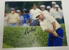 Raymond Floyd Signed Autographed 8x10 Photo (Masters Champion,PGA) COA