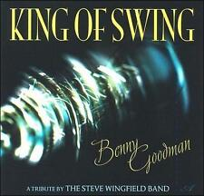 Swing Time: A Tribute To Benny Goodman - The Steve Wingfield Band (CD 1999)