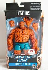 Marvel Legends The Thing Walgreens Exclusive - Fantastic 4 Four sealed