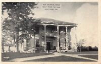 Postcard Old Colonial Home near Perry, Georgia~129632