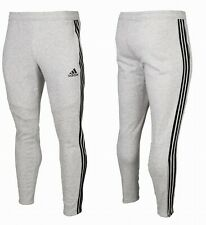 Adidas Men's Tiro 19 French Terry Pants Training Tapered Sport Grey Bottoms