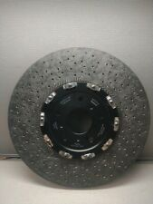 2009-2013 C6 Corvette ZR1 ZO6 Carbon Creamic Brake Rotor New GM OEM 84023643